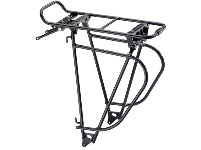 Racktime Tourit System Carrier 26/28 black